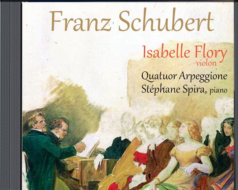 CD FRANZ SCHUBERT